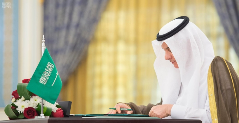مباحثات الملك ورئيس كازاخستان13