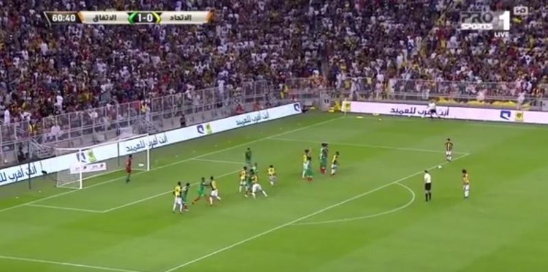 بالفيديو.. فيلانويفا يُسجل هدف التعادل في مرمى الاتفاق
