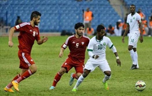 مباراة-السعودية-الامارات