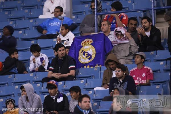 مباراة برشلونة و ريال مدريد استادالملك فهد -الرياض1