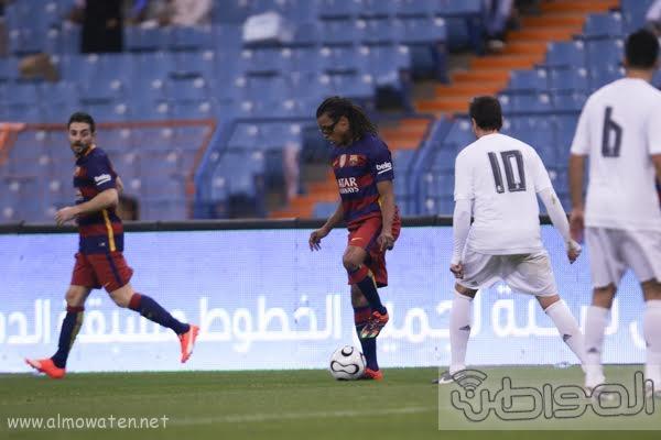 مباراة برشلونة و ريال مدريد استادالملك فهد -الرياض6