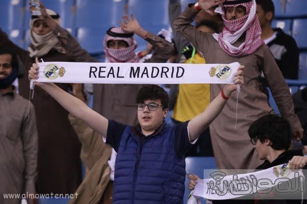 مباراة برشلونة و ريال مدريد استادالملك فهد -الرياض7