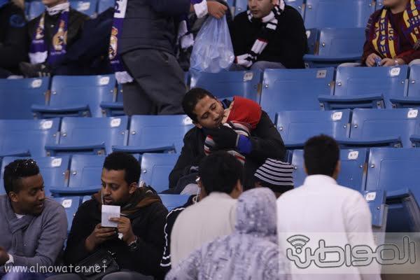 مباراة برشلونة و ريال مدريد استادالملك فهد -الرياض8