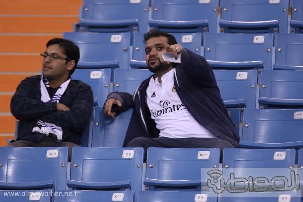 مباراة برشلونة و ريال مدريد استادالملك فهد -الرياض9