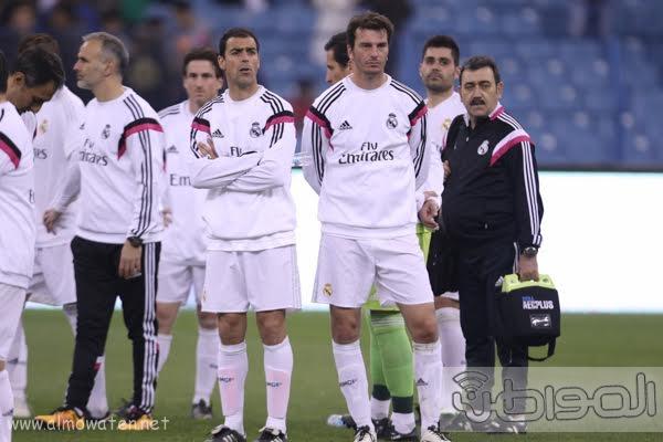 مباراة برشلونة و ريال مدريد ا9