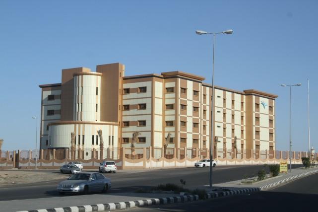 مبنى التعليم بالطائف