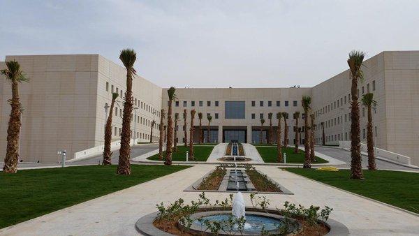 مبنى وزارة التعليم الجديد