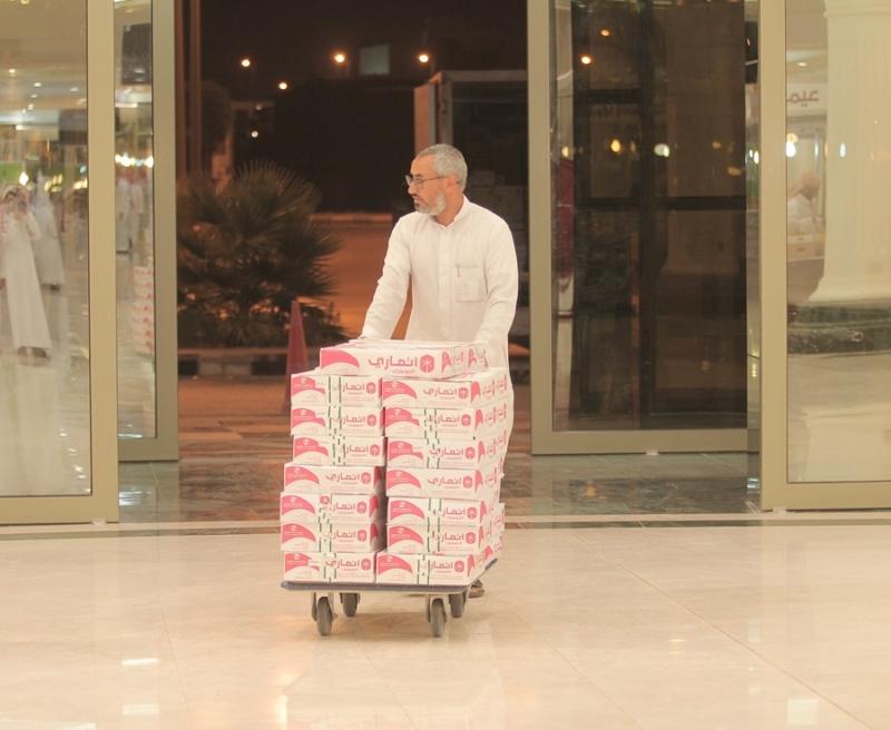 مبيعات التجار بمهرجان قوت للتمور في بريدة (372252770) 