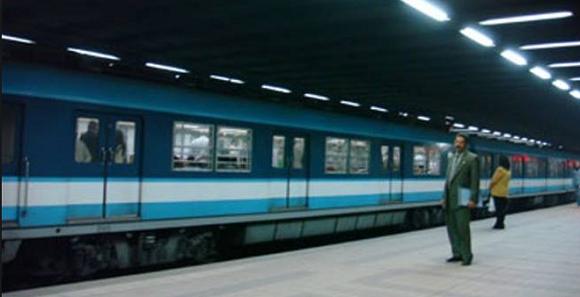 مترو الأنفاق بالقاهره