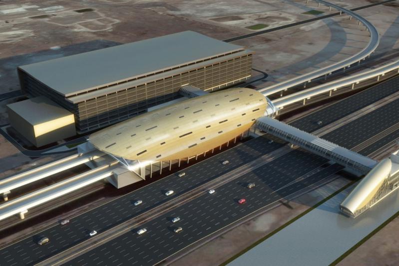 مترو دبي 2020