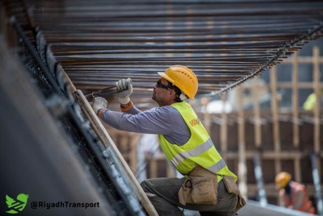 مع بداية إبريل.. تواصل أعمال الحفر في مشروع قطار الرياض - المواطن