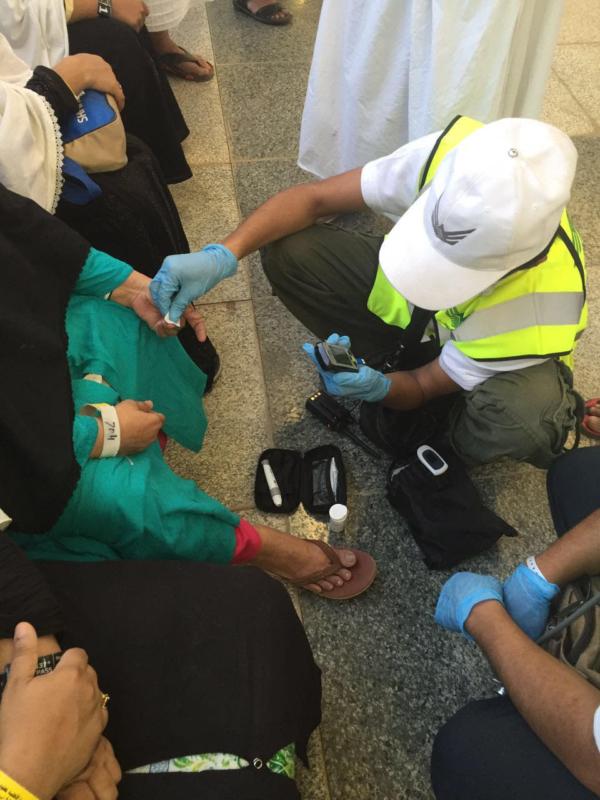 متطوعين الحج
