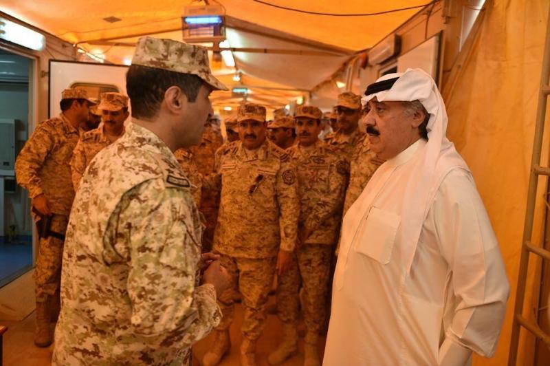 متعب بن عبدالله رجال الحرس يشاركوني في روحي ليش ما يشاركوني في مالي (624931275) 