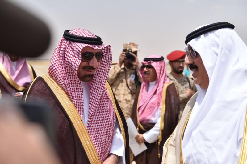 متعب بن عبدالله رجال الحرس يشاركوني في روحي ليش ما يشاركوني في مالي (624931279) 