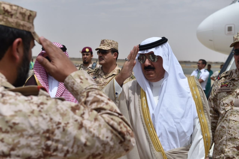 متعب بن عبدالله رجال الحرس يشاركوني في روحي ليش ما يشاركوني في مالي (624931280) 