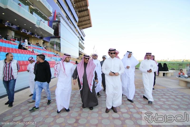 متعب بن عبدالله لـ المواطن  كؤوس الملوك والأمير بدر مخصصة لخيول الإنتاج  11