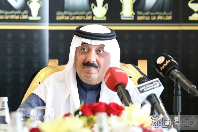 متعب بن عبدالله لـ المواطن  كؤوس الملوك والأمير بدر مخصصة لخيول الإنتاج  14