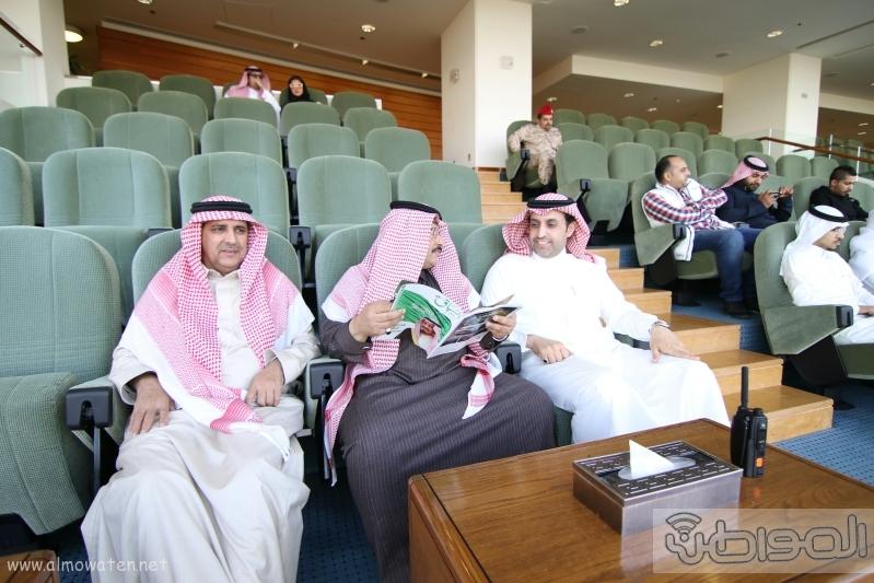 متعب بن عبدالله لـ المواطن  كؤوس الملوك والأمير بدر مخصصة لخيول الإنتاج  2
