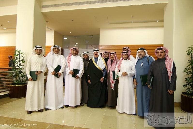 متعب بن عبدالله لـ المواطن  كؤوس الملوك والأمير بدر مخصصة لخيول الإنتاج  6