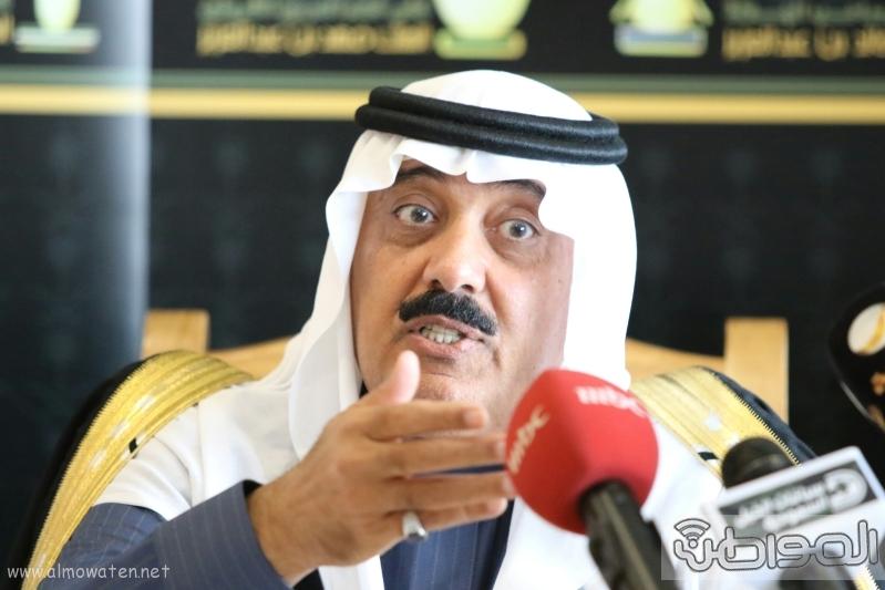 متعب بن عبدالله لـ المواطن  كؤوس الملوك والأمير بدر مخصصة لخيول الإنتاج  9