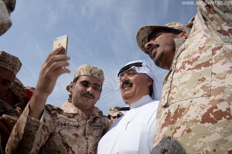 متعب بن عبدالله نتشرف بتنفيذ أوامر #خادم_الحرمين في أي مكان وزمان (16)