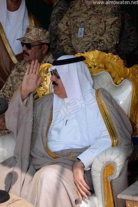 متعب بن عبدالله نتشرف بتنفيذ أوامر #خادم_الحرمين في أي مكان وزمان (18)