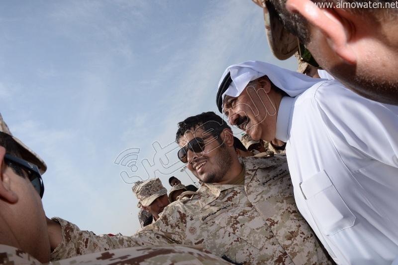 متعب بن عبدالله نتشرف بتنفيذ أوامر #خادم_الحرمين في أي مكان وزمان (19)