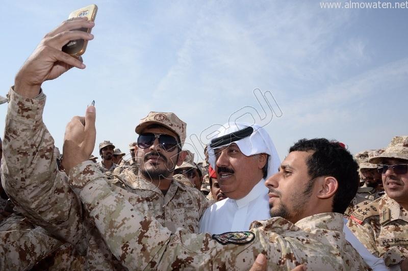 متعب بن عبدالله نتشرف بتنفيذ أوامر #خادم_الحرمين في أي مكان وزمان (2)