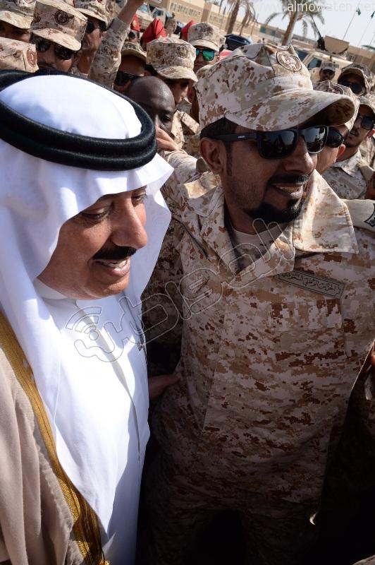 متعب بن عبدالله نتشرف بتنفيذ أوامر #خادم_الحرمين في أي مكان وزمان (34)