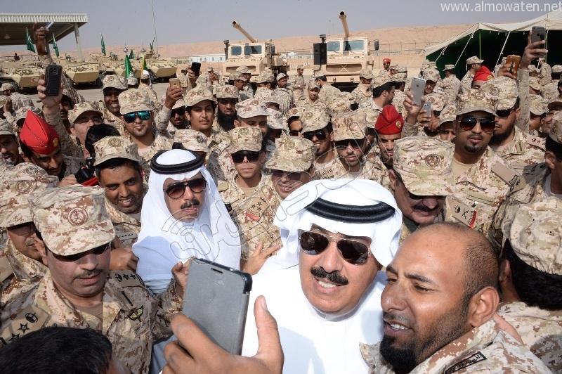 متعب بن عبدالله نتشرف بتنفيذ أوامر #خادم_الحرمين في أي مكان وزمان (40)