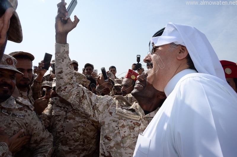 متعب بن عبدالله نتشرف بتنفيذ أوامر #خادم_الحرمين في أي مكان وزمان (46)