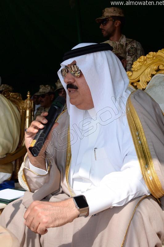 متعب بن عبدالله نتشرف بتنفيذ أوامر #خادم_الحرمين في أي مكان وزمان (6)