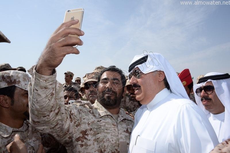 متعب بن عبدالله نتشرف بتنفيذ أوامر #خادم_الحرمين في أي مكان وزمان (7)
