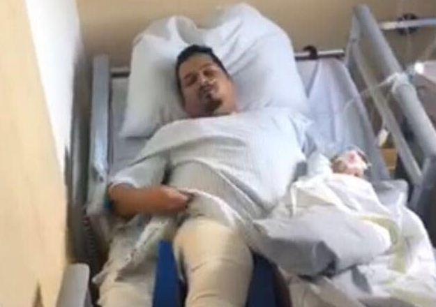 متعب بن عبدالله يتكفّل بعلاج المقدم العتيبي (2)