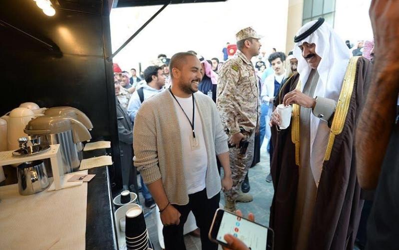متعب بن عبدالله يفاجئ طلاب الصحية بحضور ختام فعاليات برنامج ثقافي 3