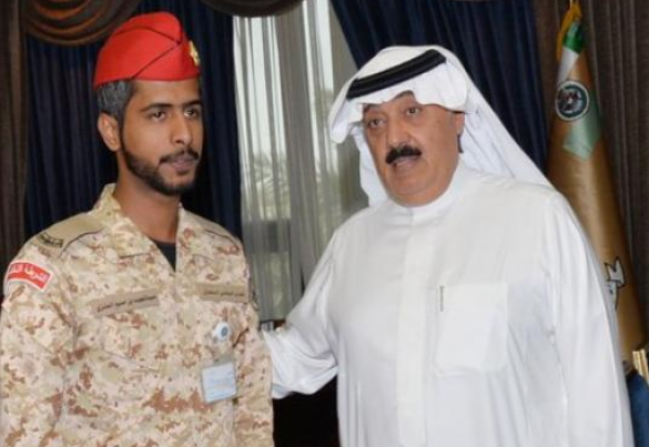 متعب بن عبدالله يكرم الجندي