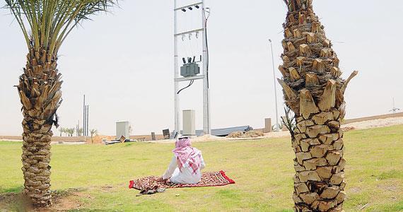 متنزه الملك عبدالله في بريدة