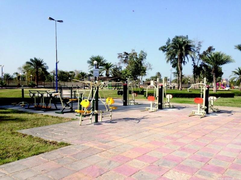 """متنزه الملك فهد الترفيهي يدخل """"غرفة الإنعاش"""" 7"""