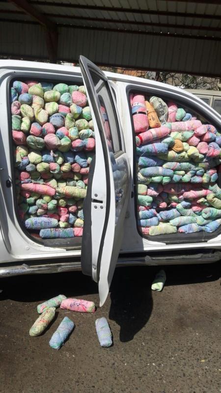 مخدرات ومسكر ضبطها مجاهدو جازان