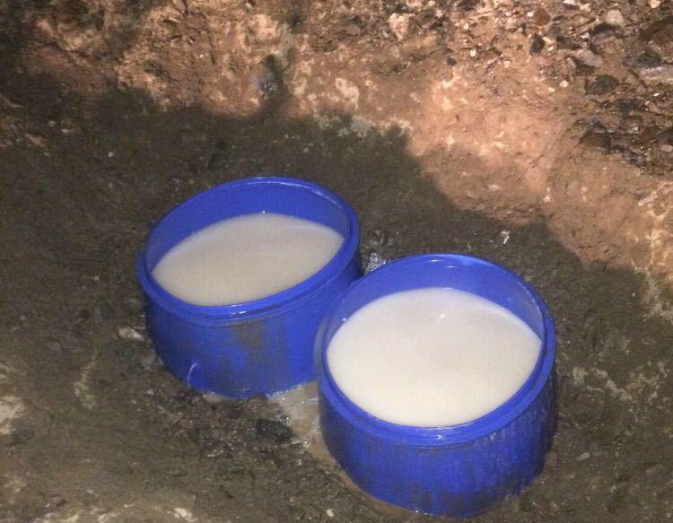 مجاهدو عسير تتلف (٤٥) مصنع للخمور بوادي عدوان بابها (3)