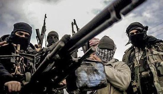 مجاهدين سوريا