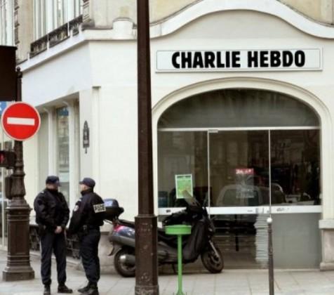 مجلة شارلي إيبدو الفرنسية