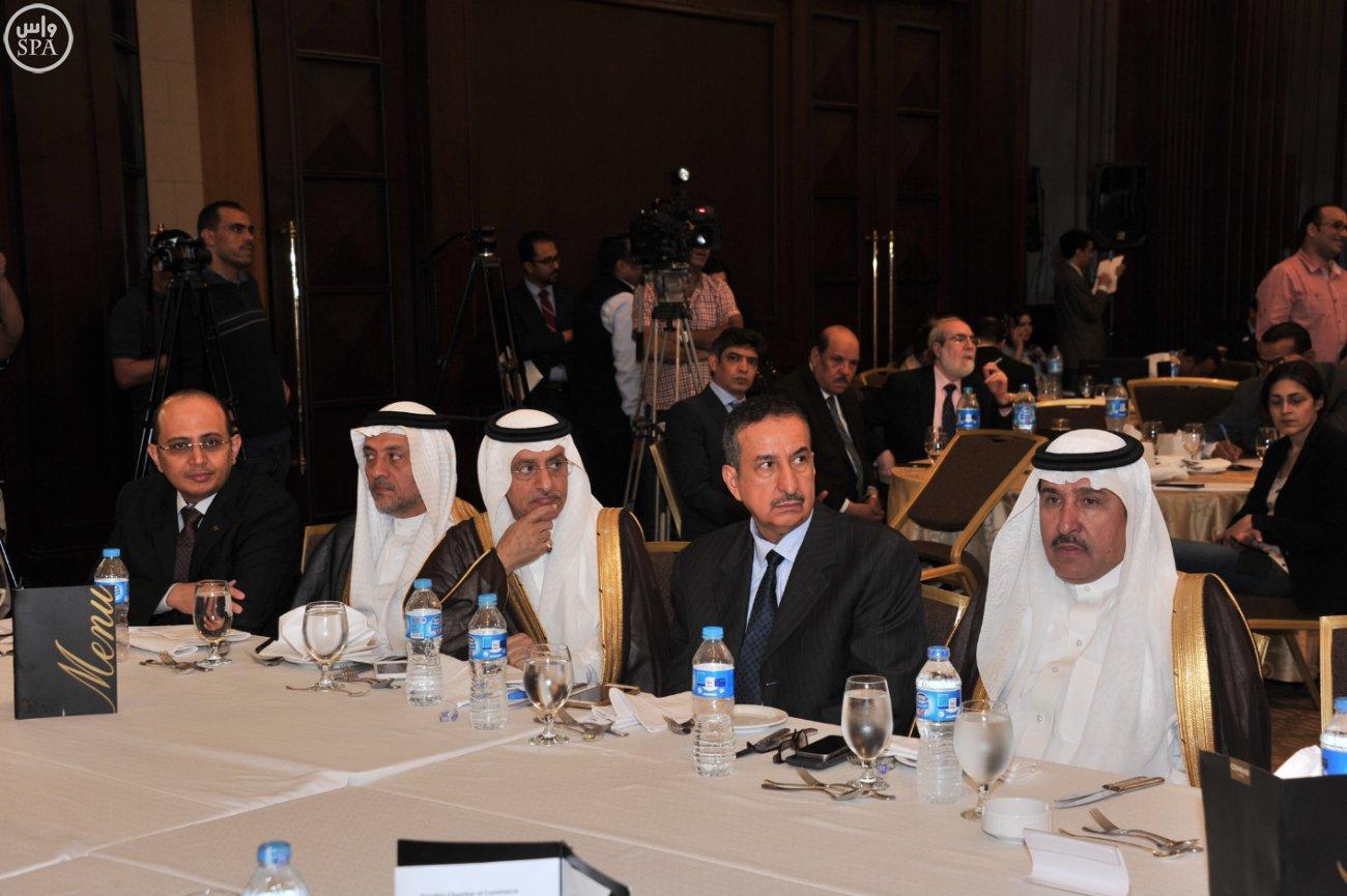 مجلس الأعمال السعودي المصري يعقد اجتماعا له بالقاهرة (7)