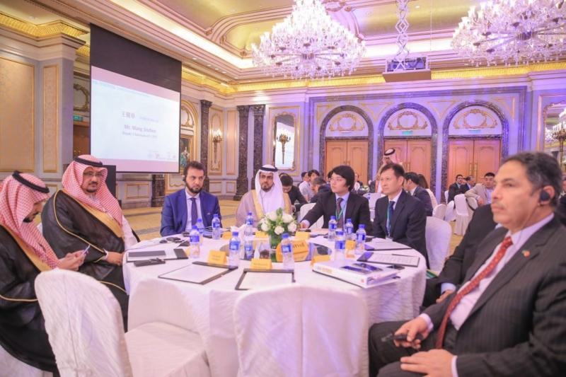 مجلس الاعمال السعودي الصين بكين 2016 (7)