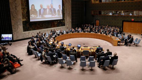 بالإجماع.. مجلس الأمن يرحب بقرار التحالف وقف إطلاق النار في اليمن