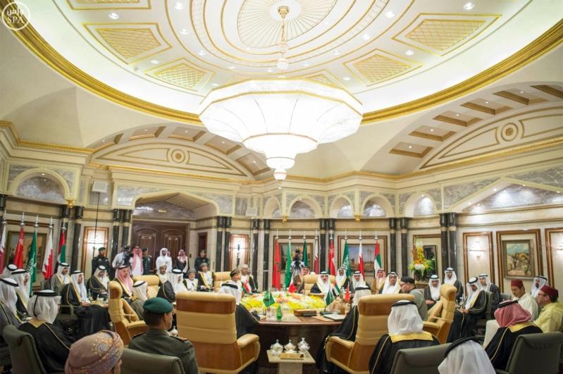 مجلس التعاون الخليجي 17