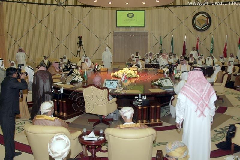 مجلس التعاون الخليجي (2)