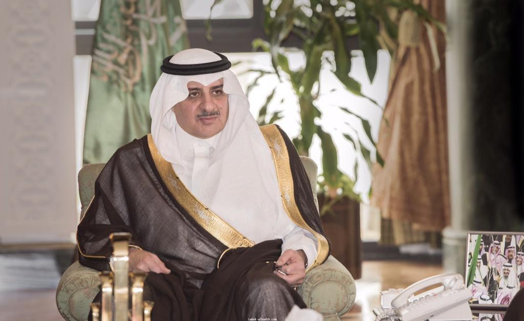 فهد بن سلطان يوجه بنقل مباريات بطولة تبوك الدولية مجاناً - المواطن