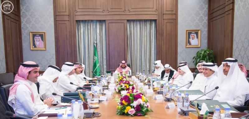 مجلس الشؤون الاقتصادية يعقد اجتماعاً برئاسة سمو ولي ولي العهد