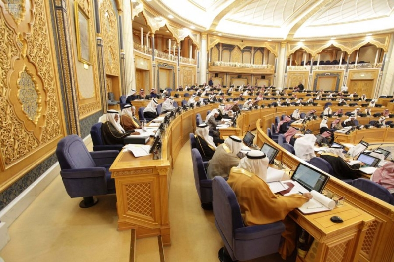 الشورى يناقش تقرير النيابة العامة السنوي ويطالب بدراسة أسباب ارتفاع نسبة بعض الجرائم